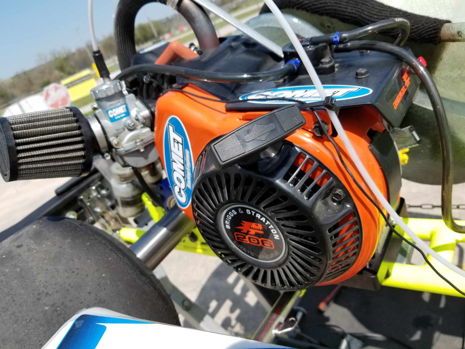 Comet Racing Engines – Briggs LO206 | Texas Race Karting